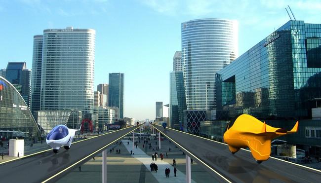 Las carreteras del futuro