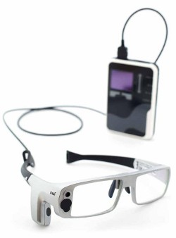 Eye Tracking Tobii Glasses