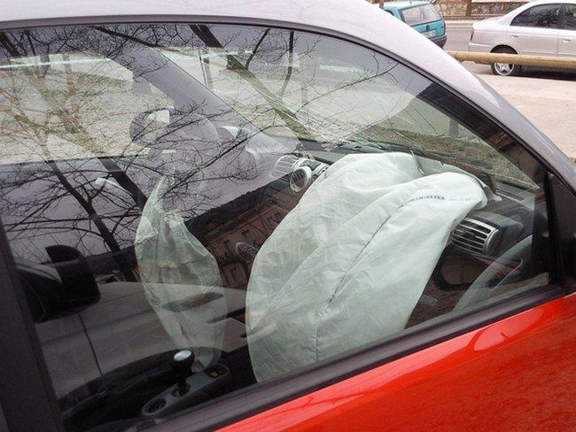 ¿Qué es el airbag?