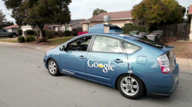 California abre la puerta al coche sin conductor mientras en Europa culmina el proyecto SARTRE