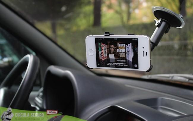 Siri en el iPhone, un aliado para nuestra seguridad: cuantos menos clicks, mejor