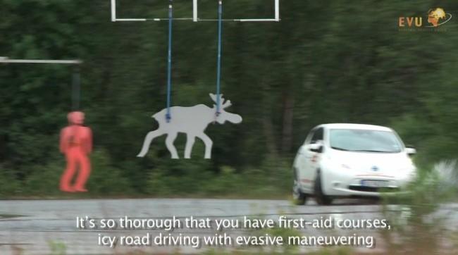 Permiso para eléctricos en Noruega