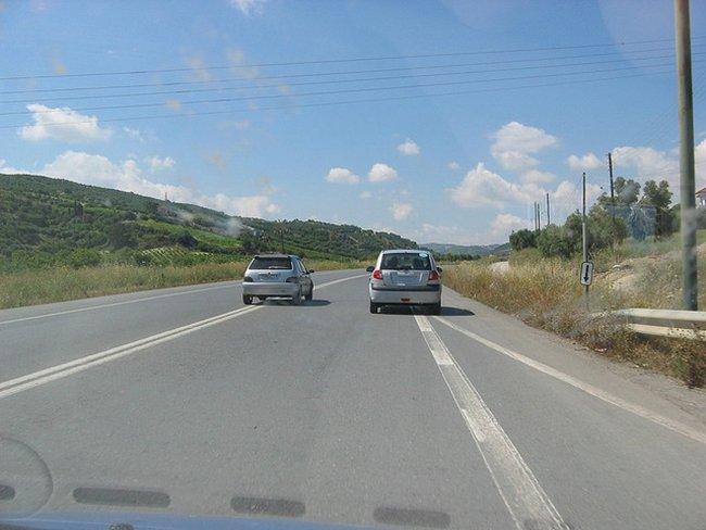 Preguntas de examen (3): cómo incorporarse a una autovía o autopista