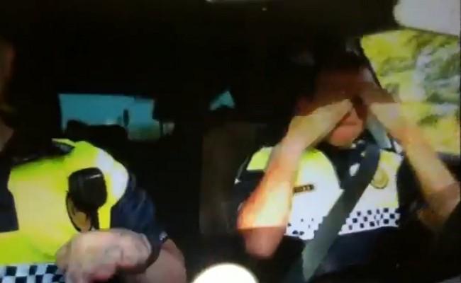 Que el vídeo de los policías de Cerdanyola no manche