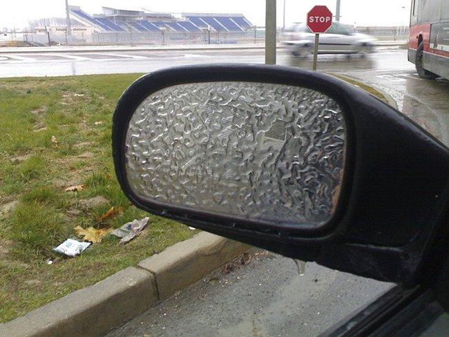 Con el frío llegan las heladas