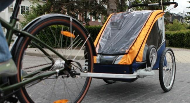 Remolques de bicicleta