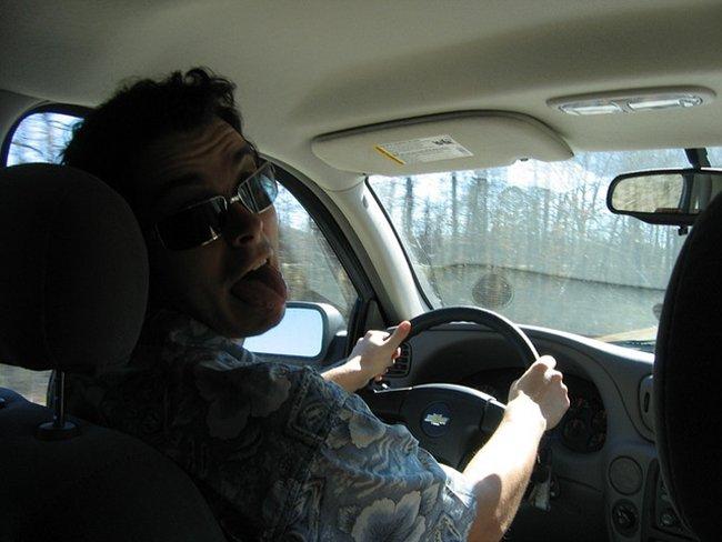 Te gusta conducir