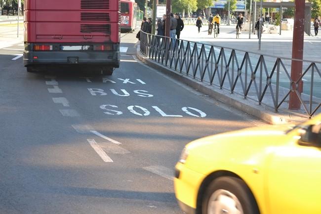 Carril Bus Sevilla