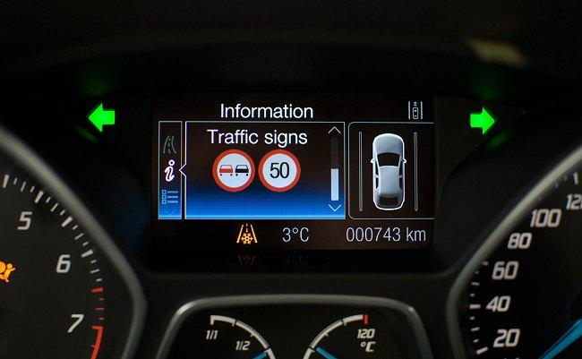 ¿Qué es la detección de las señales de tráfico?