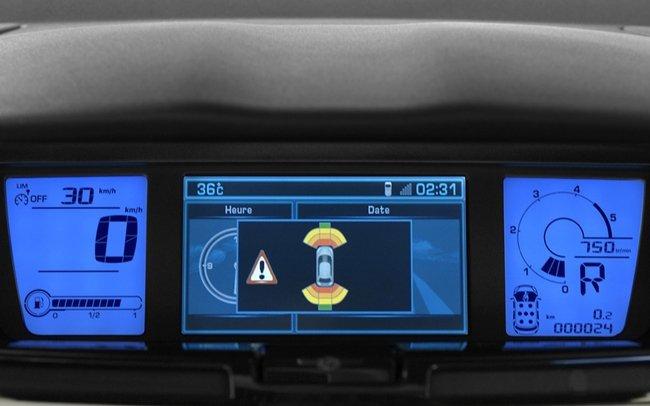 ¿Qué son los sensores de aparcamiento?