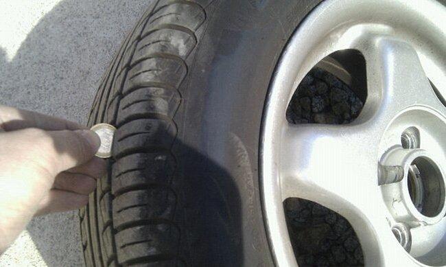 Detalle del neumático
