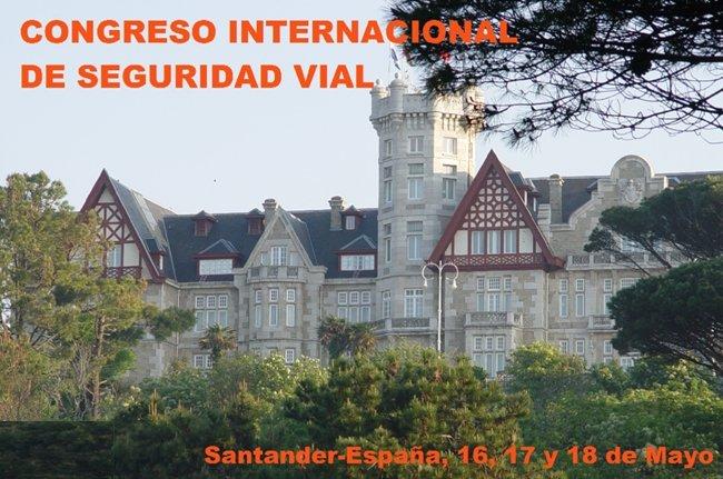 Santander acogerá el Congreso Internacional de Seguridad Vial