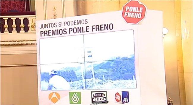 Premios Ponle Freno
