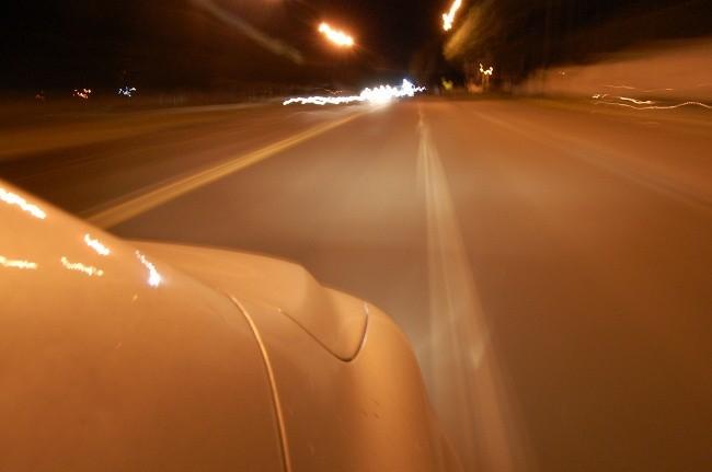 Adaptar velocidad a condiciones del la vía