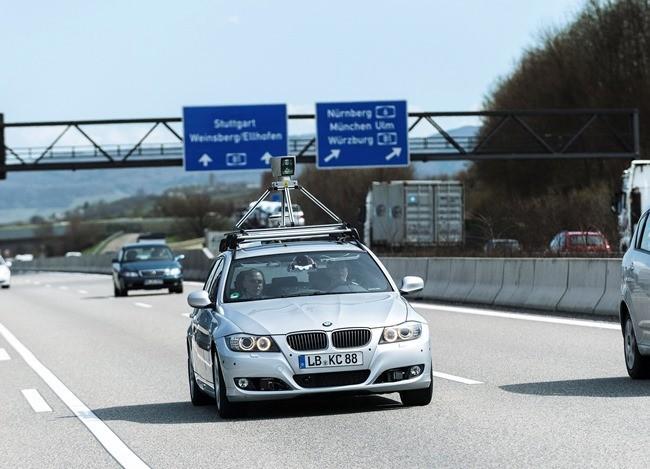 Bosch ya ha probado un coche autónomo en una autopista alemana