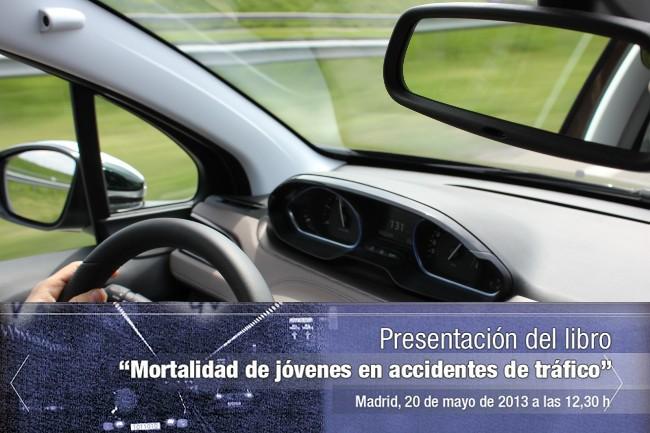 FUNDACIÓN MAPFRE te invita a la presentación del libro 'Mortalidad de jóvenes en accidentes de tráfico'