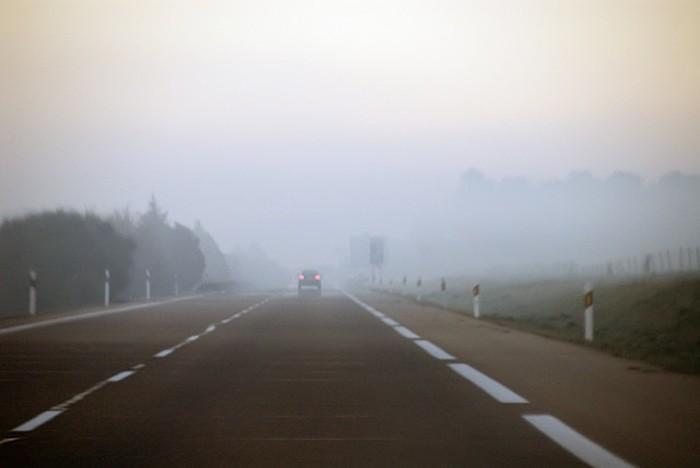 Conducción monótona, tú y la carretera