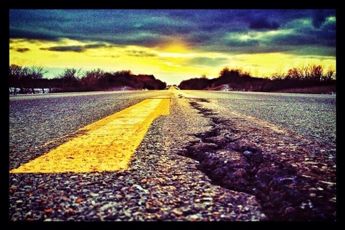 Las carreteras en mal estado, el consumo y el mantenimiento