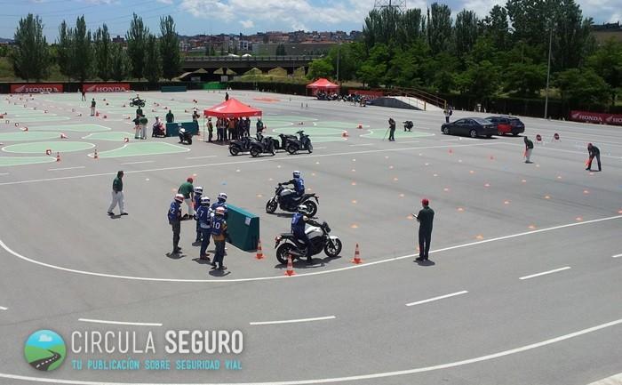 Encuesta sobre la accidentalidad de las motocicletas