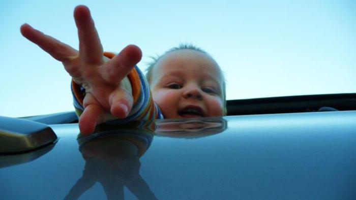 Viajes con bebés en verano, ¿qué llevar?