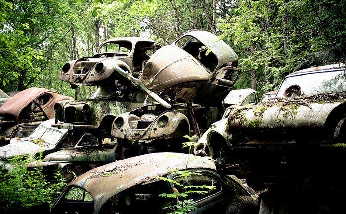 ¿Dar de baja o vender el coche viejo?