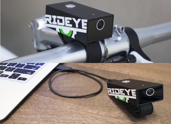 Rideye, la caja negra para bicicletas