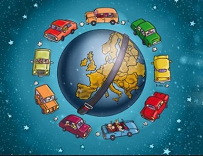 La cita de hoy: noche sin accidentes en Europa, ¿te comprometes?