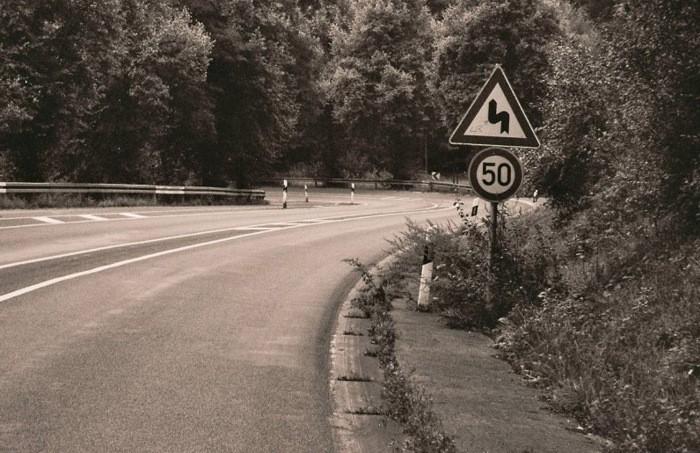 No olvidemos prestar atención a las cunetas para tener carreteras más seguras