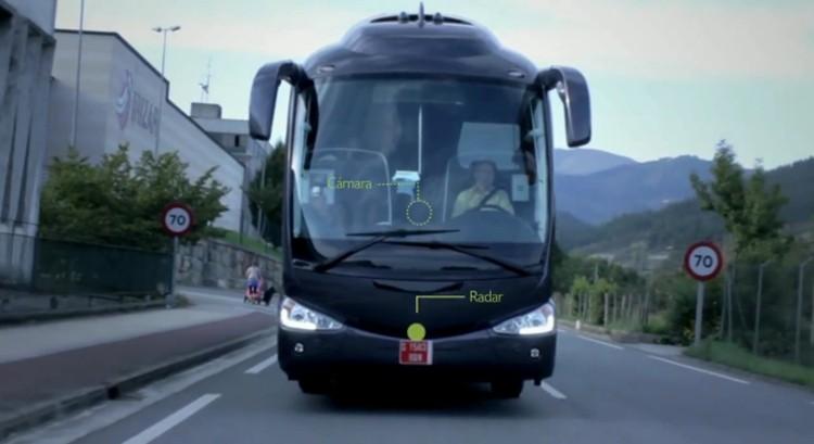 MagicEye, sistema de seguridad que detecta situaciones de riesgo durante la conducción