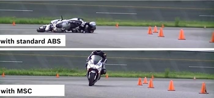 Bosch MSC, el ABS definitivo para las motos