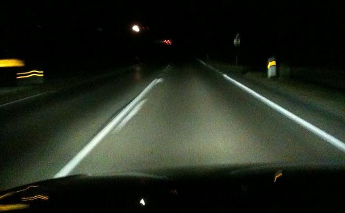 Mayores y Seguridad Vial - conducción nocturna