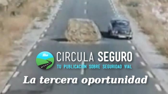 'La tercera oportunidad' (23): Manos al volante