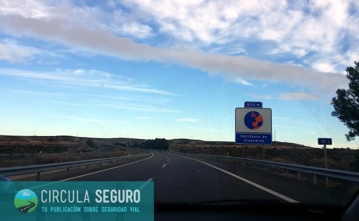 Los Monegros y el aburrimiento al volante