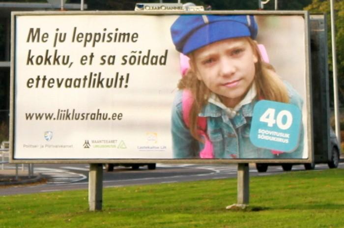 Seguridad Vial en Estonia
