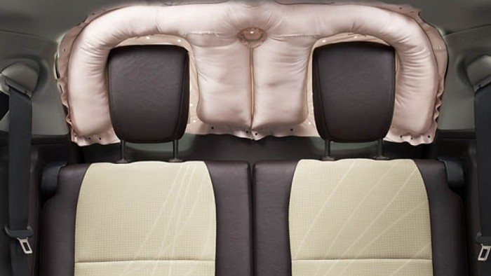 Airbag-posterior