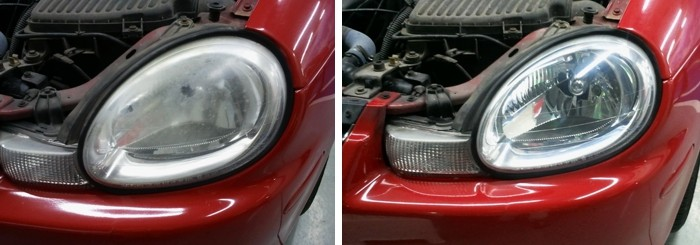 El pulido de los faros: la opción de bajo coste para restaurar la visibilidad de nuestro coche