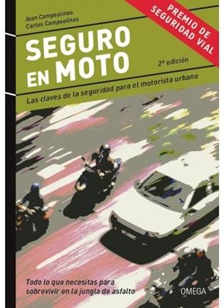 'Seguro en moto', llega la segunda edición del libro del motorista por excelencia