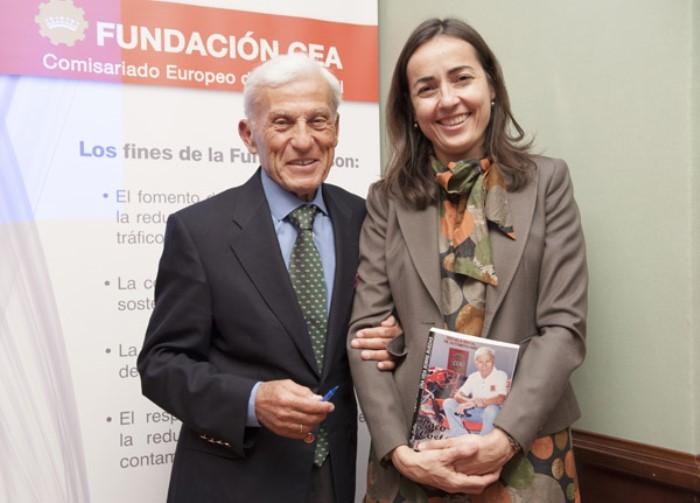 Paco Costas presenta sus memorias, toda una vida sobre ruedas