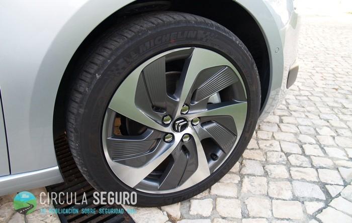 El significado del desgaste de los neumáticos