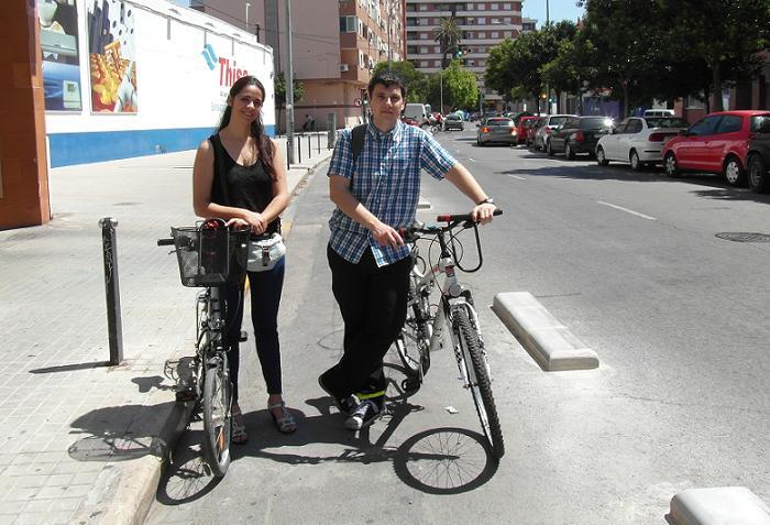 """""""La bicicleta tiene la capacidad de crear un clima amistoso y de mayor respeto en las calles"""""""