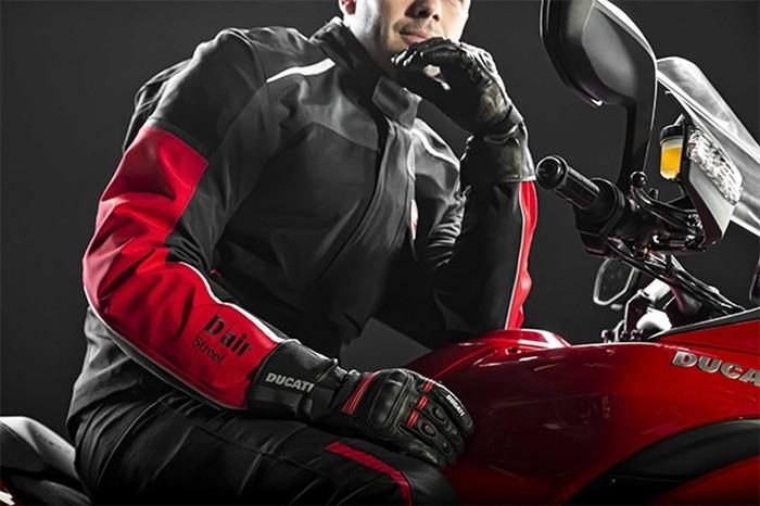 La última evolución del airbag para moto