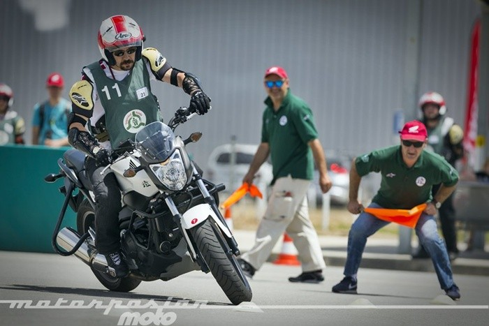 El Motorista del Año busca los policías más seguros