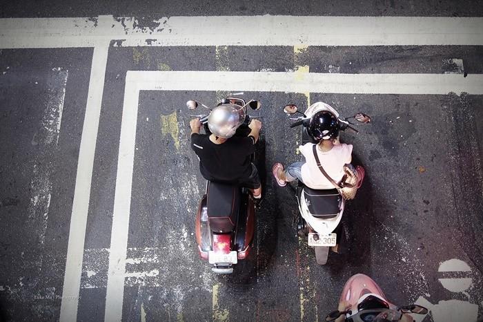 Te dejo mi moto, porque para cambiar una opinión hay que cambiar el punto de vista