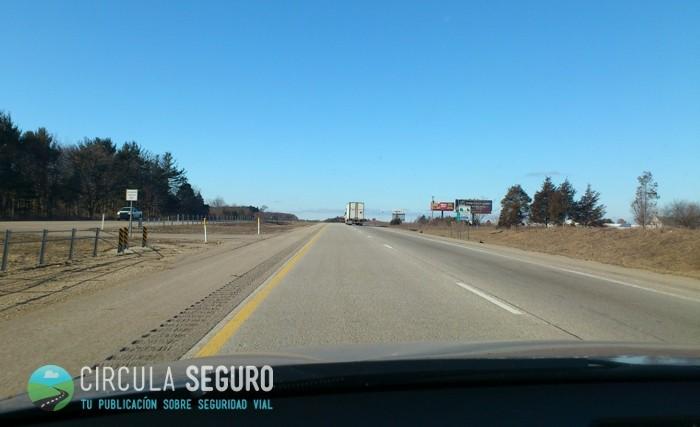 Las carreteras no tienen velocidad constante