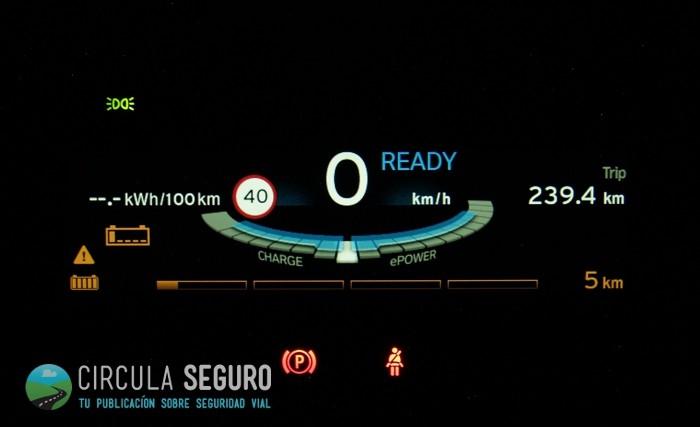control de velocidad inteligente