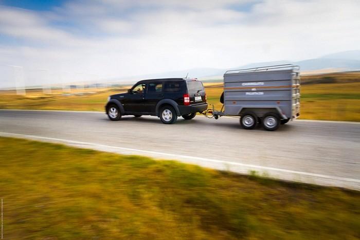 Reformas de importancia (y 7): Dispositivo de acoplamiento en el vehículo