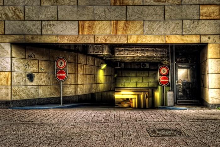 Consejos de seguridad para circular por el garaje comunitario