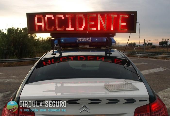¿Qué medios tiene la DGT para contar los accidentes de tráfico?