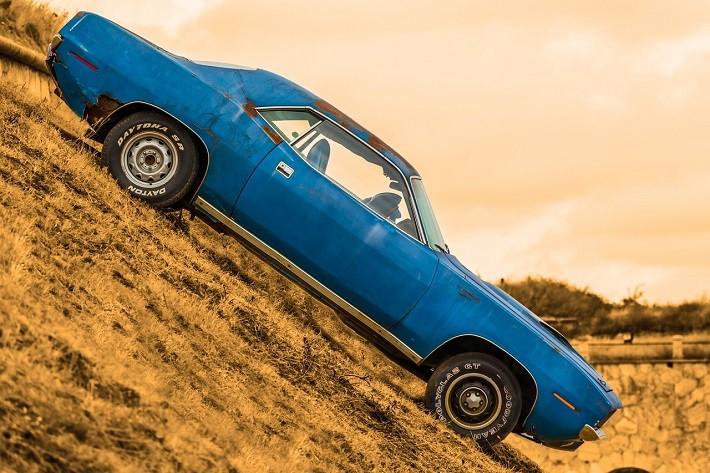 Conducción poco segura - Desafección de los jóvenes por los coches