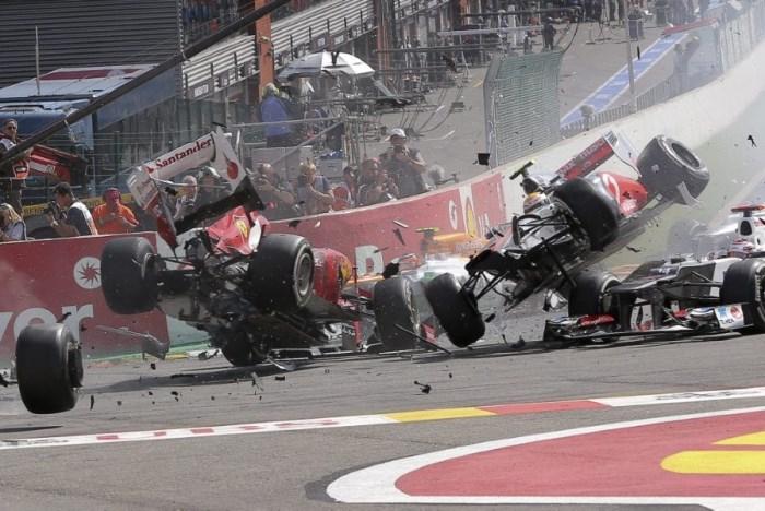 ¿Por qué es tan seguro un Fórmula 1?
